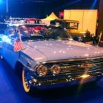 Chevrolet clásico de los años 60