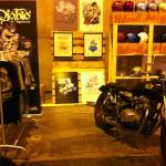 Una de las tiendas del Garaje