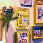 Exposición de arte de la galería Liebre