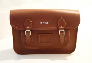 B Time's Satchel Cambridge Company
